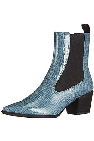 Vagabond Damen Betsy Chelsea Boots, (Dusty Blue 61)