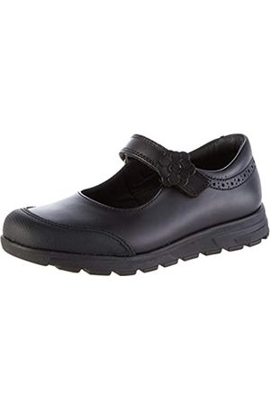 Pablosky Unisex-Kinder 334010 Sneakers, (Negro Negro)
