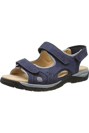 Ganter Damen Happy-H Geschlossene Sandalen, (Darkblue 35000)