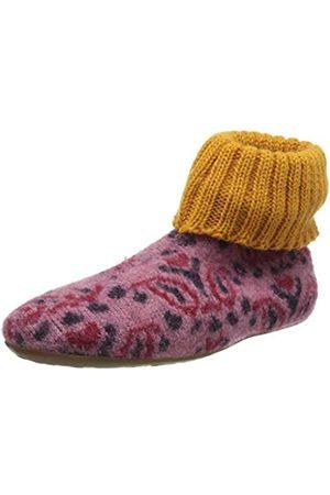 Haflinger Unisex-Erwachsene Everest Indira Pantoffeln, (Mais 52)