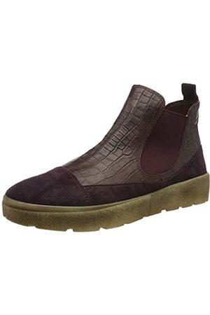 Think! Damen DRUNTA_585091 Chelsea Boots, (Chianti/Kombi 35)