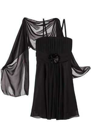 Gol G.O.L. Mädchen Bekleidungsset Chiffon-Kleid mit Stola