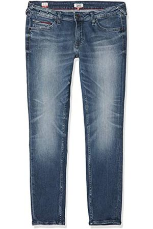 Tommy Hilfiger Damen Sophie Low Rise Skny Ankle Qnscl Straight Jeans