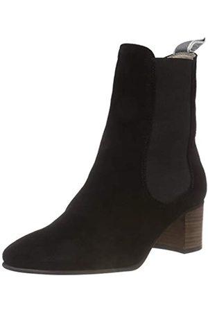 Marc O' Polo Damen Mid Heel Chelsea Stiefeletten, (Black 990)