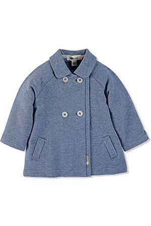 Sterntaler Sweat-Jacke für Jungen, Kragen und doppelte Knopfleiste, Alter: 9-12 Monate, Größe: 80