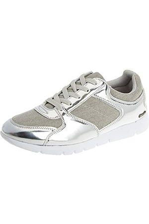 Beppi Unisex-Erwachsene Casual Shoe 2152 Hallenschuhe, versilbert (Prata)