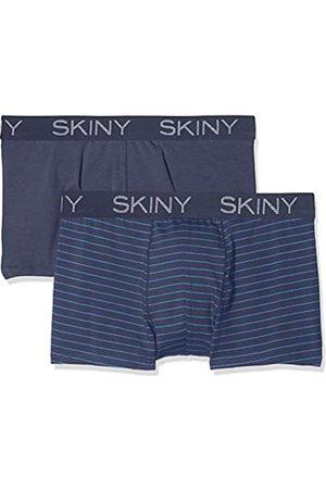 Skiny Herren Multipack Pant 2er Pack Hipster