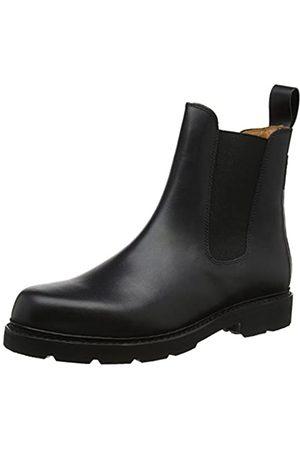 Aigle Herren Quercy Chelsea Boots, (Black)