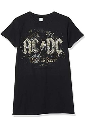Cid T-Shirt (Donna-Xxl) - Rock Or Bust (Womens) New Release February