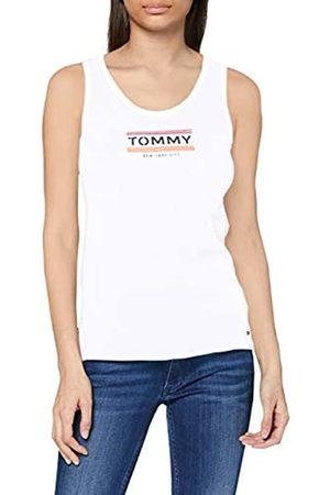 Tommy Hilfiger Damen Tjw Logo Tank Top