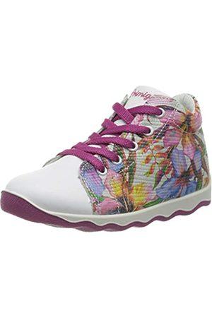 Primigi Baby Mädchen Scarpa PRIMI PASSI Bambina Sneaker, Mehrfarbig (Multic/Bianco 5353222)