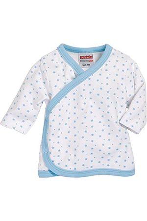 Schnizler Baby-Unisex Flügelhemd Langarm Sterne Allover Hemd
