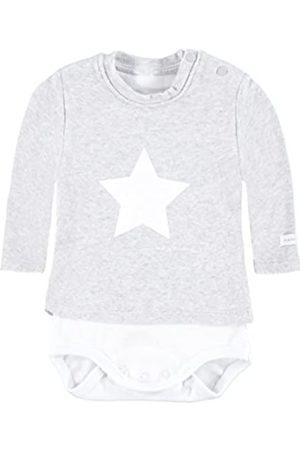 "bellybutton Shirt-Body mit Sternen-Print Jungen Mädchen ,74"""