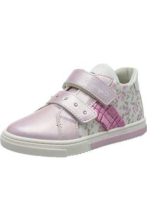Primigi Baby Mädchen Scarpa PRIMI PASSI Bambina Sneaker, Pink (BCO-Ros-Ver/Rose 5406722)