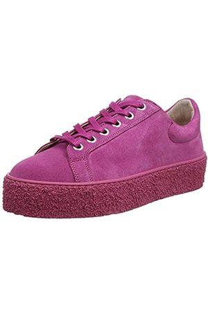 Sneaky Steve Damen Sidder Sneaker, Pink (Fuschia F02246)