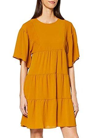 Sisley Damen Vestito Kleid