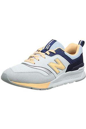 New Balance Damen 997H Sneaker, (Platinum Sky Platinum Sky)