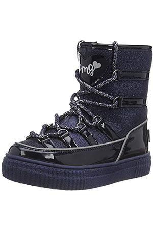 Primigi Baby Mädchen PAA 44545 Stiefel, (Navy/Navy 4454500)