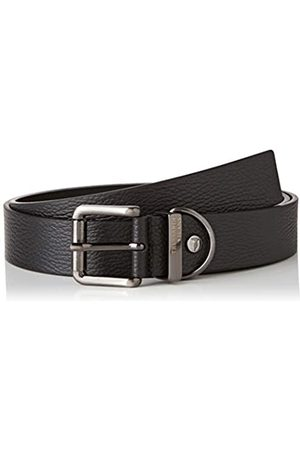 Trussardi Jeans Herren Belt H.3,5 Tumbled Leather Gal Gürtel