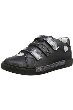 Primigi Mädchen PSD 44306 Sneaker, (Asfalto 4430611)