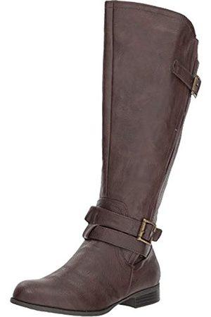 Lifestride Women's Francesca Wide Calf Tall Shaft Boot Knee High