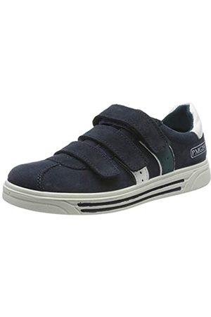 Primigi Jungen PUA 43753 Sneaker, (Navy/Bianco 4375344)