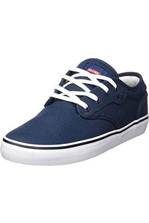 Globe Herren Motley Skateboardschuhe, (Blue Canvas/White 13307)