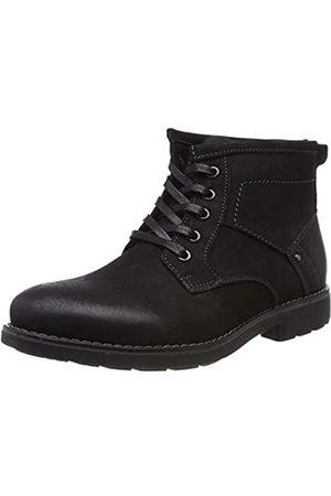 Hush Puppies Herren Duke Chukka Boots, (Black 000)