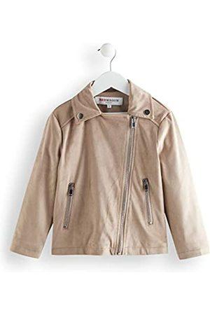 RED WAGON Amazon-Marke: Mädchen Mantel Suedette Biker Jacket, 110
