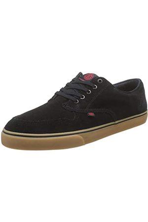 Element Herren Topaz C3 Sneaker, (Black Gum Red 3545)
