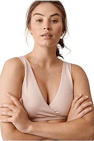 Boob Damen Verstellbarer Schwangerschafts Still-BH aus nachhaltigen Fasern mit extra breitem Unterband (M)