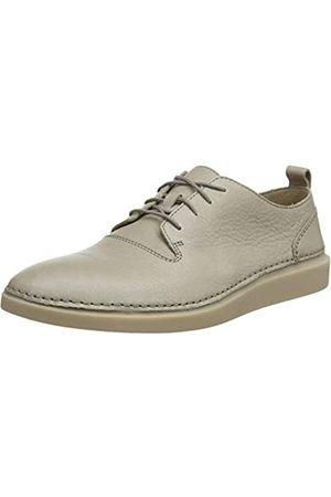 Clarks Herren Hale Lace Derbys, (Desert Leather)