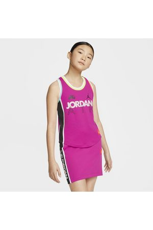 Nike Mädchen T-Shirts, Polos & Longsleeves - Air Jordan Tanktop für ältere Kinder (Mädchen)