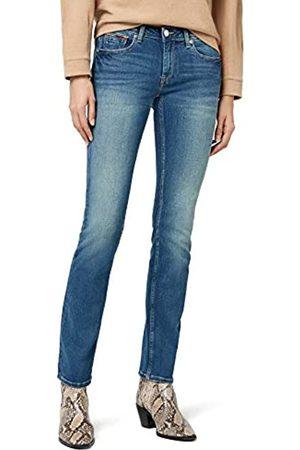 Tommy Hilfiger Damen Mid Rise Sandy Straight Leg Jeans W24/L32