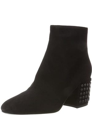 Kendall And Kylie Kendall + Kylie Damen KKBLYTHE Stiefel, (Black FH Kid Suede)