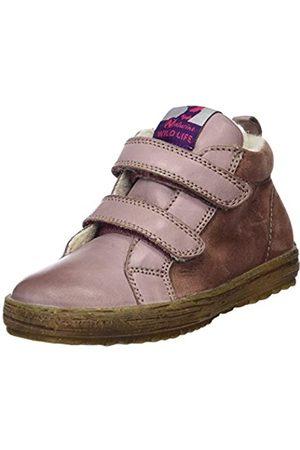 Naturino Mädchen Cloud VL Sneaker, Pink ( Antico 0M01)