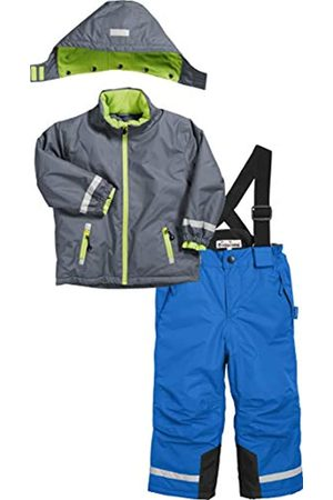 Playshoes Jungen Schnee-Jacke + Hose Set Schneeanzug