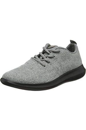 Chung Shi Damen Duflerino Wool Lace Sneaker, (Anthrazit 8882380)