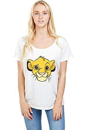 Disney Damen Lion King Simba T-Shirt