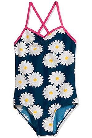 Playshoes Mädchen UV-Schutz Margerite Badeanzug