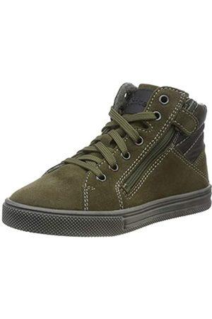 Richter Kinderschuhe Jungen Ola Hohe Sneaker, (Clay/Birch 9211)
