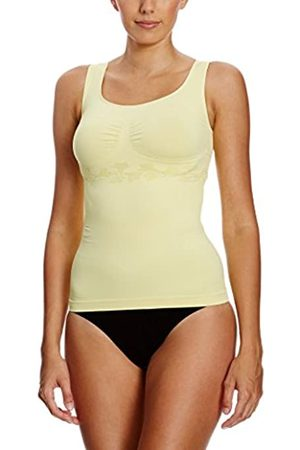 BELLY CLOUD Damen Stützhemdchen Lilie, figurformend, Seamless Shapewear Formendes Top