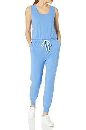Amazon Studio Terry Fleece Jumpsuits-Apparel