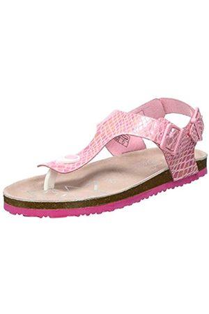 TOM TAILOR Mädchen 8072218 Zehentrenner, Pink (Rose 00175)