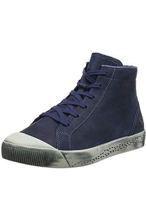 softinos Damen KIP405SOF Hohe Sneaker, (Navy 004)