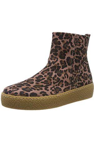 Gabor Shoes Damen Comfort Basic Stiefeletten, Mehrfarbig (Dark-Rose (Micro) 93)