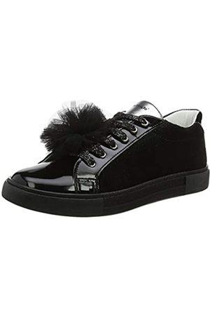 Primigi Mädchen PSD 44305 Sneaker, (Nero/Nero 4430500)