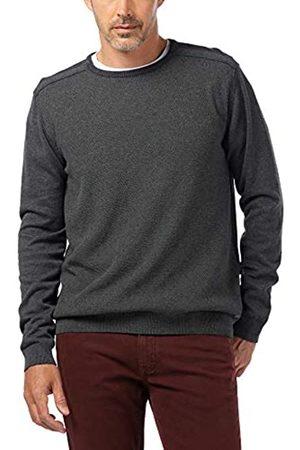 Pioneer Herren Knitted Crew-Neck Pullover