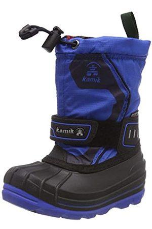 Kamik Unisex-Kinder SNOWCOAST4 Schneestiefel, (Blue-Bleu Ble)