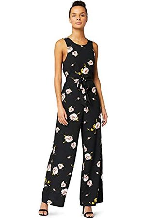 TRUTH & FABLE Amazon-Marke: Damen Ärmelloser Abend-Jumpsuit, 40